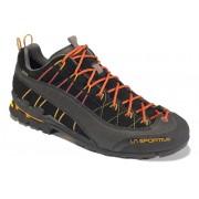 La Sportiva Hyper GTX Approach Shoes Men black 45,5 Approachschuhe
