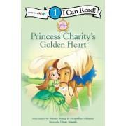 Princess Charity's Golden Heart by Jacqueline Kinney Johnson