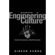 Engineering Culture by Gideon Kunda