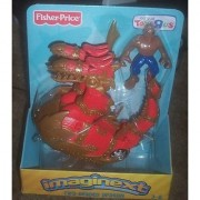 Fisher Price Imaginext Two-Headed Dragon Figure Set
