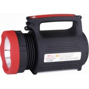 Мощен акумулаторен Led Фенер за охрана и USB изход YJ-2886