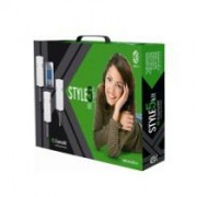 Interfon COMELIT STYLEKIT5 pentru 3 Familii