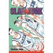 Slam Dunk, Vol. 28 by Takehiko Inoue