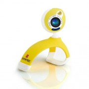 Soyntec Webcam USB Joinsee 350 Jaune