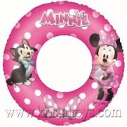 Пояс за плуване Мики Маус Мини MICKEY MOUSE MINNIE Bestway Бестуей – 56 см 91040