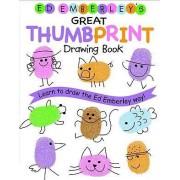 Ed Emberley Thumbprint Drawing Book by E. Emberley
