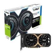 Placa Video Palit Nvidia GeForce GTX 750 Ti StormX Dual 2GB GDDR5