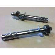 Anclaje metalico hormigon 8x72