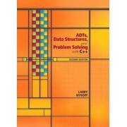 ADTs, Data Structures, and Problem Solving with C++ by Larry R. Nyhoff