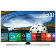 Televizor LED Samsung UE32J5500, Full HD, USB, HDMI, Diagonala 32 Inch, Wi-Fi incorporat, Tuner Digital DVB-T/C, Negru