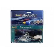 Revell Model Set Bismarck hajó makett revell 65802