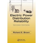 Electric Power Distribution Reliability by Richard E. Brown