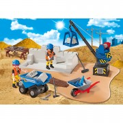 Playmobil Construction Site SuperSet (6144)