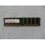 Barette Mémoire Mt 256M DDR CL2.5 333Mhz