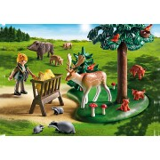 Playmobil - Playmobil Country Ranger with Animals (6815)