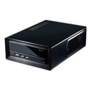 Antec ISK300-150 Black Mini-ITX Case per PC, 150 W, PSU, 2 x USB 3.0, E-SATA, 0.8 mm, Nero