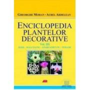 Enciclopedia plantelor decorative vol. 3 Sere balcoane apartamente terase - Gheorghe Mohan