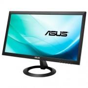 "Monitor ASUS VX207DE 19,5""W LCD LED 1366x768 10mil :1 5ms 200cd D-Sub čierny"