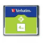 Card Verbatim Compact Flash 4GB