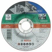 Bosch disc de tăiere A 46 S BF pentru metal/inox (125 x 2,5mm)