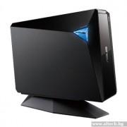 Blu-Ray RW External, ASUS BW-12D1S-U, USB 3.0, Black
