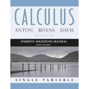 Student Solutions Manual to Accompany Calculus Late Transcendentals Single Variable by Howard Anton