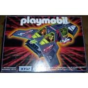 Playmobil Dark Invader Spaceship Cruiser Playset 3092 With Figures Space Theme Retired