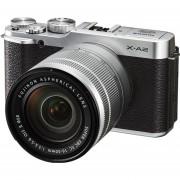 Fujifilm X-a2 Cámara Sin Espejo Con Lente Xc De 16-50mm Color Plata