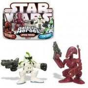 Star Wars Galactic Heroes Figure: Battle Droid and Clone Trooper Two-Pack by Hasbro