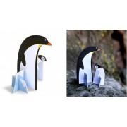 Studio Roof Pop out Penguins