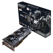 Sapphire NITRO - Scheda grafica Radeon R9 Fury - 4 GB HBM - PCIe 3.0 x16 - DVI, HDMI, 3 x DisplayPort