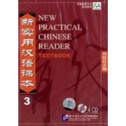 New Practical Chinese Reader: Textbook Vol. 3 by Xun Liu