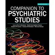 Companion to Psychiatric Studies by Eve C. Johnstone