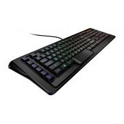 SteelSeries Apex M800, Gaming Keyboard, Mechanical, Per-Key RGB LED Illumination, 6 Macro Keys, Low Profile, (PC / Mac) - UK Layout