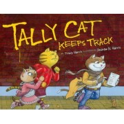 Tally Cat Keeps Track by RN Trudy Harris