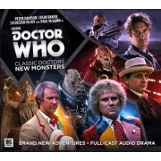Doctor Who: Classic Doctors, New Monsters: Volume 1 by Phil Mulryne