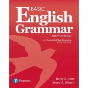 Basic English Grammar Student Book with Online Resources, 4e