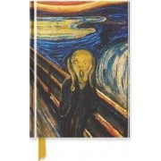 Edvard Munch: The Scream (Foiled Pocket Journal) by Flame Tree Studio