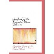 Handbook of the Benjamin Altman Collection by N y ) Benjam Museum of Art (New York
