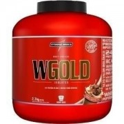 Suplemento Whey Protein WGold Isolates (2,3kg) - IntegralMédica