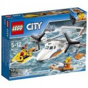 Конструктор ЛЕГО СИТИ - Спасителен морски самолет, LEGO City Coast Guard, 60164