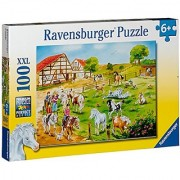 Ravensburger Pony Farm - 100 Piece Puzzle