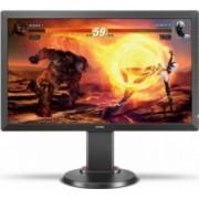 Monitor LED 24 BenQ Zowie RL2460 Full HD 1 ms Negru Bonus Tricou BenQ Negru + Hanorac BenQ Gri