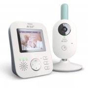 Digital Avent Video Baby Monitor SCD620/52