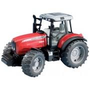 Bruder - 2040 - Véhicule Miniature - Tracteur Massey Ferguson 7480 Rouge