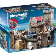PLAYMOBIL - CASTELUL REGAL AL CAVALERILOR LEI (PM6000)