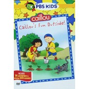 Caillou: Caillou's Fun Outside [USA] [DVD]