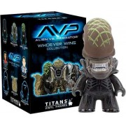 Titan Merchandise Alien Vs Predator Titans Collection The Whoever Wins Collection Mini Figures Mystery Pack