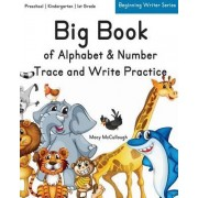 Big Book of Alphabet & Number Trace and Write Practice by Macy McCullough
