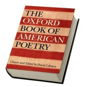 The Oxford Book of American Poetry by David Lehman